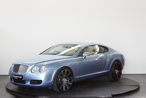 Bentley Continental GT - 2007 - 19K Miles For Sale (picture 5 of 6)