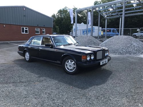 1996 Bentley Brooklands For Sale (picture 1 of 6)
