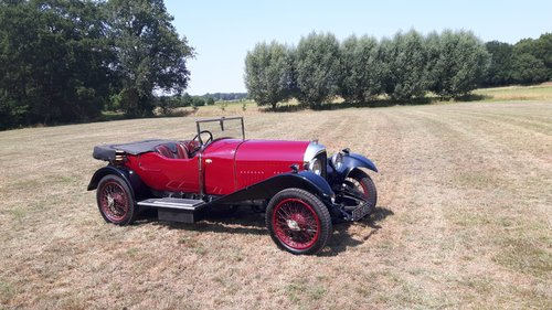 Bentley 3/4.5 Speed Model 1925 For Sale (picture 1 of 6)