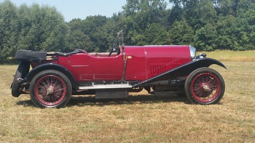 Bentley 3/4.5 Speed Model 1925 For Sale (picture 3 of 6)