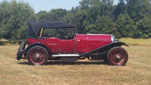 Bentley 3/4.5 Speed Model 1925 For Sale (picture 6 of 6)