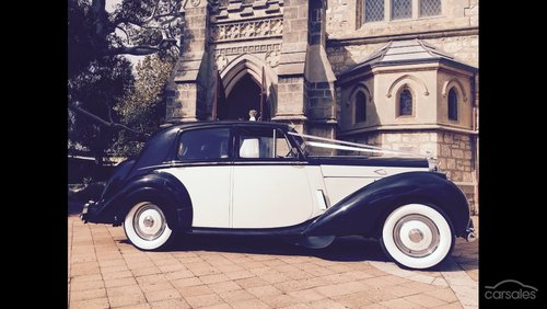 1951 Bentley MKVI Mark 6 Manual For Sale (picture 1 of 6)