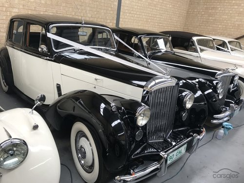 1951 Bentley MKVI Mark 6 Manual For Sale (picture 3 of 6)