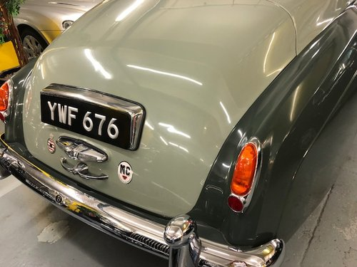 1960 Bentley S2 4 door saloon For Sale (picture 6 of 6)