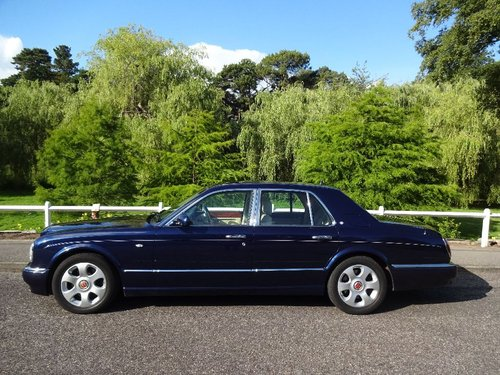 2002 Bentley Arnage R For Sale (picture 2 of 6)