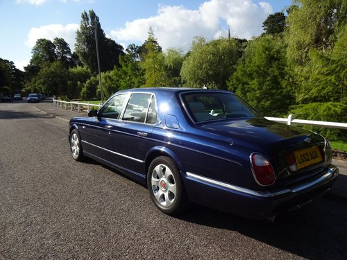 2002 Bentley Arnage R For Sale (picture 3 of 6)