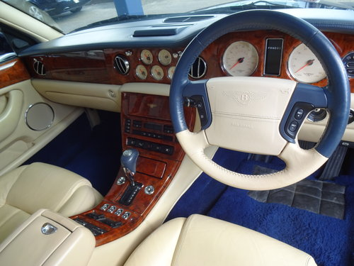 2002 Bentley Arnage R For Sale (picture 4 of 6)