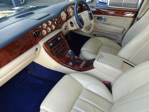 2002 Bentley Arnage R For Sale (picture 5 of 6)