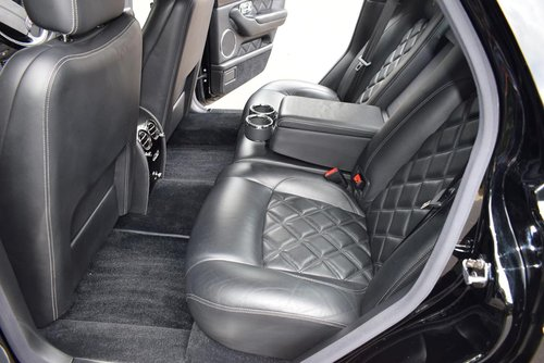 2009/09 Bentley Arnage T Mulliner Level II in Beluga For Sale (picture 3 of 6)