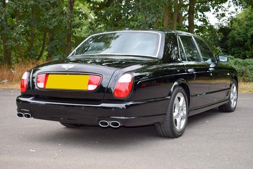 2009/09 Bentley Arnage T Mulliner Level II in Beluga For Sale (picture 5 of 6)