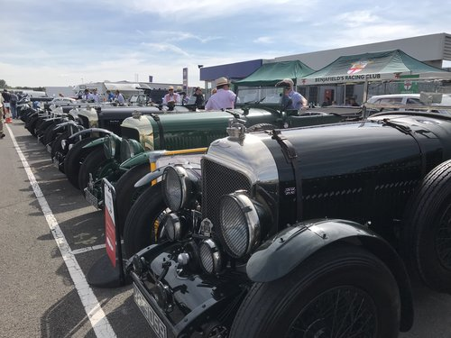1928 BENTLEY 6 1/2 litre  Tourer For Sale (picture 1 of 1)