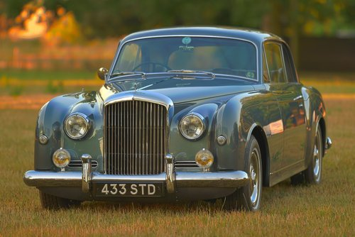 1956 Bentley Continental S1 Park Ward Coupé Motor show car For Sale (picture 1 of 6)