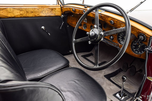 1934 Bentley 3 1/2 Liter Coupe SOLD (picture 6 of 6)