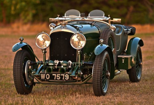 1926 Bentley 4.5 litre LeMans Style upgraded to 5.3 litre SOLD (picture 1 of 6)