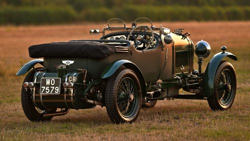 1926 Bentley 4.5 litre LeMans Style upgraded to 5.3 litre SOLD (picture 2 of 6)