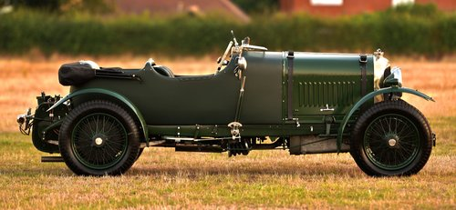 1926 Bentley 4.5 litre LeMans Style upgraded to 5.3 litre SOLD (picture 3 of 6)