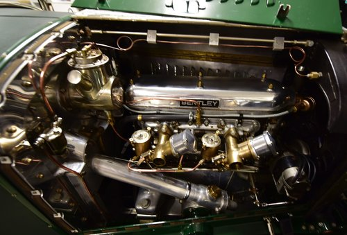 1926 Bentley 4.5 litre LeMans Style upgraded to 5.3 litre SOLD (picture 6 of 6)