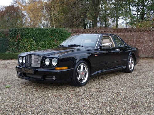 1999 Bentley Continental SC one of only 48 LHD made! For Sale (picture 1 of 6)