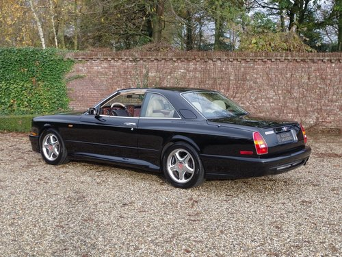 1999 Bentley Continental SC one of only 48 LHD made! For Sale (picture 2 of 6)