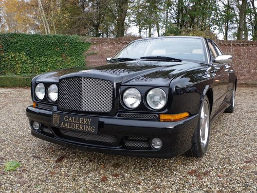 1999 Bentley Continental SC one of only 48 LHD made! For Sale (picture 5 of 6)