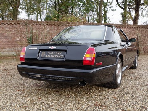 1999 Bentley Continental SC one of only 48 LHD made! For Sale (picture 6 of 6)