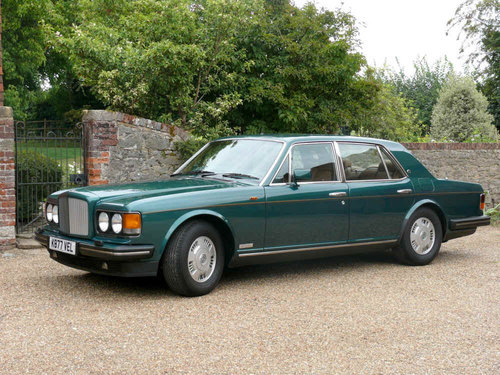 1993 Bentley Brooklands Outstanding  For Sale (picture 1 of 6)