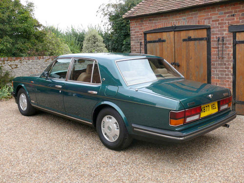 1993 Bentley Brooklands Outstanding  For Sale (picture 3 of 6)