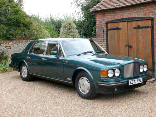 1993 Bentley Brooklands Outstanding  For Sale (picture 4 of 6)