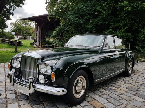 1963 Bentley S3 Continental Flying Spur For Sale (picture 1 of 6)