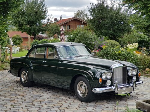 1963 Bentley S3 Continental Flying Spur For Sale (picture 2 of 6)