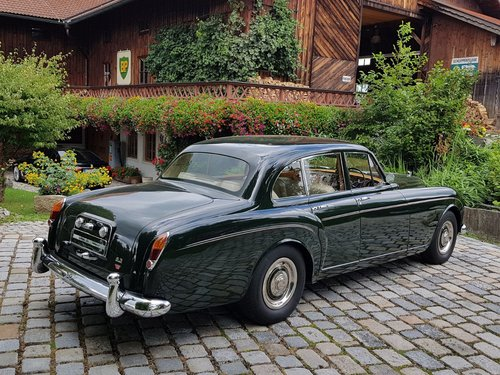 1963 Bentley S3 Continental Flying Spur For Sale (picture 4 of 6)
