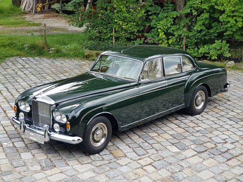 1963 Bentley S3 Continental Flying Spur For Sale (picture 5 of 6)