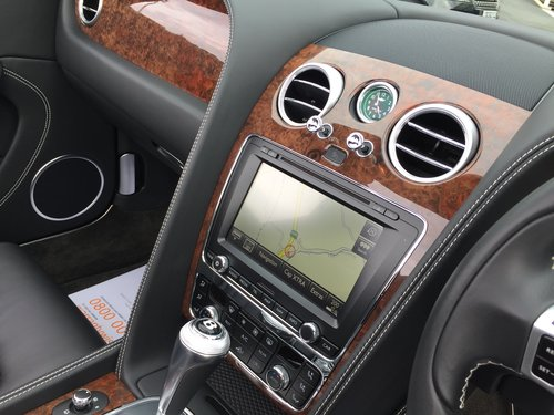 2014 14 BENTLEY CONTINENTAL 4.0 GTC V8 S CONVERTIBLE For Sale (picture 5 of 6)