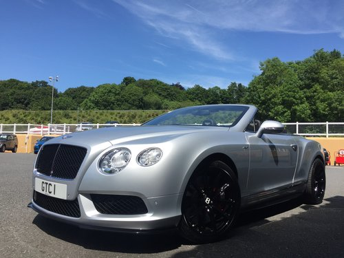 2014 14 BENTLEY CONTINENTAL 4.0 GTC V8 S CONVERTIBLE For Sale (picture 6 of 6)
