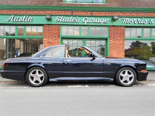 1999 Bentley Continental Sedanca Coupe SC  For Sale (picture 1 of 5)