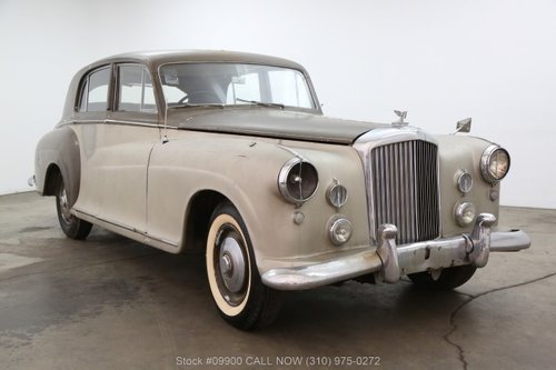 1954 Bentley R-Type Coach Built by James Young For Sale (picture 1 of 6)