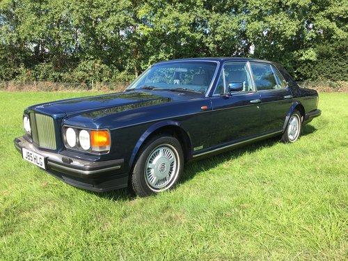 1992 Bentley Mulsanne S - Beautiful example SOLD (picture 1 of 6)