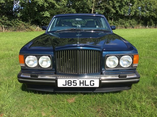 1992 Bentley Mulsanne S - Beautiful example SOLD (picture 2 of 6)