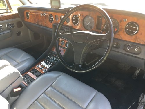 1992 Bentley Mulsanne S - Beautiful example SOLD (picture 5 of 6)
