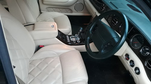 Bentley Arnage T 2002 £32k+ Receipts 450 BHP 14 Services V8 SOLD (picture 3 of 6)