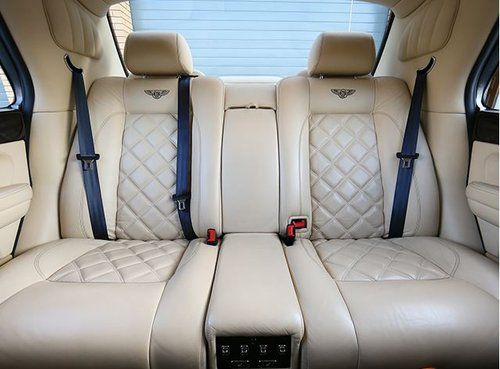 2007 BENTLEY ARNAGE T  500 MULLINER SPORTS COMBINATION LEVEL 2 SOLD (picture 4 of 6)