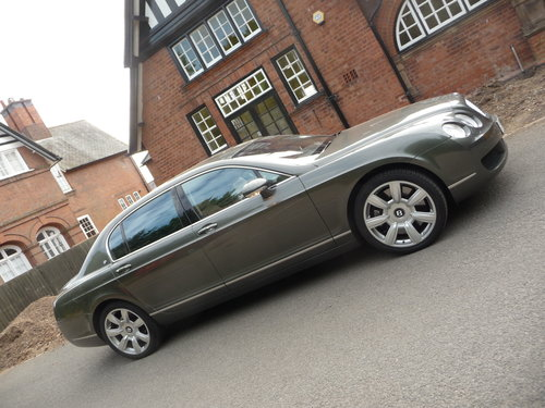 Bentley Continental Flying Spur 2006 76,000 miles SOLD (picture 1 of 6)