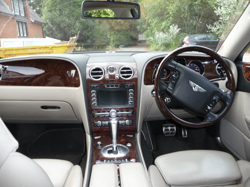 Bentley Continental Flying Spur 2006 76,000 miles SOLD (picture 5 of 6)