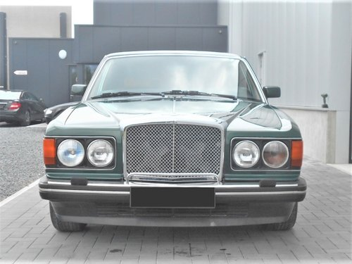 1989 Bentley Eight 6.8 auto 47500 miles Green LHD For Sale (picture 2 of 6)
