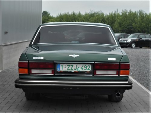 1989 Bentley Eight 6.8 auto 47500 miles Green LHD For Sale (picture 3 of 6)