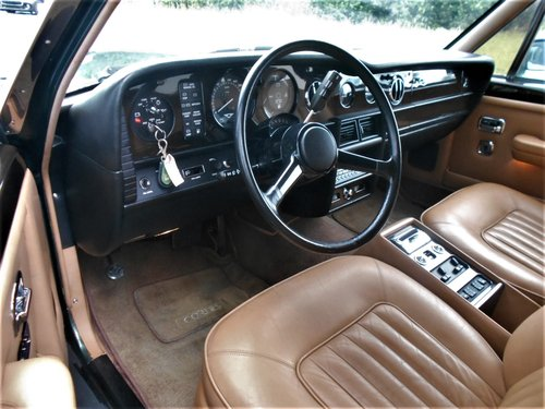 1989 Bentley Eight 6.8 auto 47500 miles Green LHD For Sale (picture 4 of 6)
