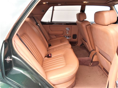 1989 Bentley Eight 6.8 auto 47500 miles Green LHD For Sale (picture 5 of 6)