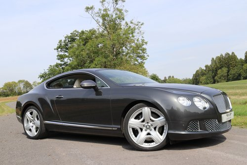 2011 BENTLEY GT W12 MULLINER For Sale (picture 1 of 5)