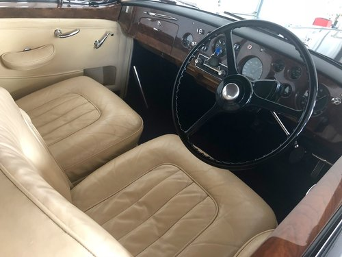 1956 Bentley S1 Continental H.J. Mulliner Fastback For Sale (picture 3 of 6)