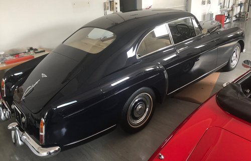 1956 Bentley S1 Continental H.J. Mulliner Fastback For Sale (picture 4 of 6)